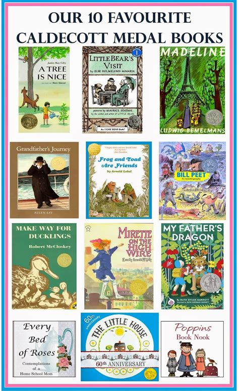 honor books every bed of roses our 10 favourite caldecott medal books