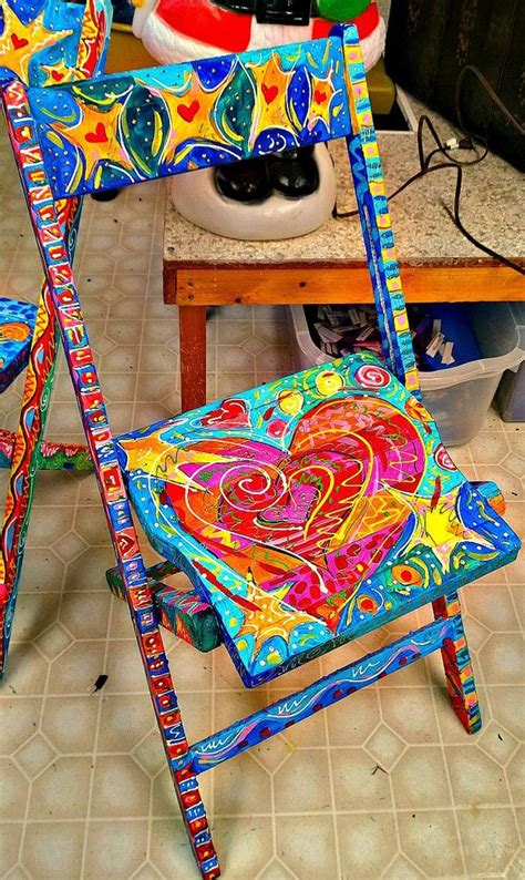 Colorful Interior Design 42 upcycling ideas how to decorate old chairs and paint