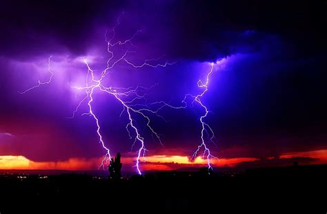 awesome lights lightning storm wallpapers wallpaper cave