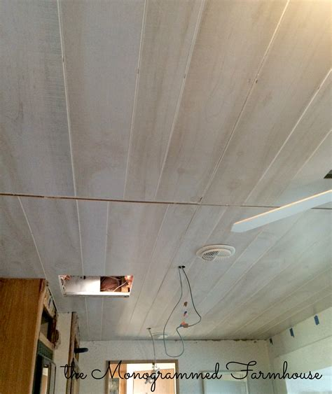 Trailer Ceiling Panels The Monogrammed Farmhouse Moving To The Country And