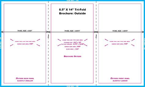8 5 x 14 brochure template 8 5 x 14 brochure template the hakkinen