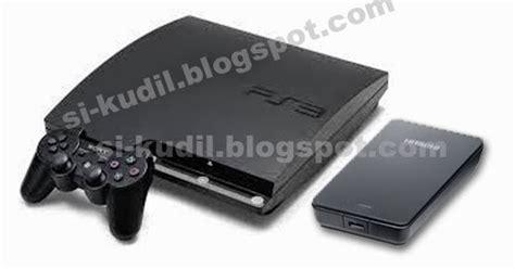 Ps3 Dengan Hardisk External Cara Instal Ps3 Ke Hdd External Gudang Dan Trik