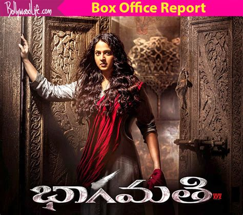 one day film box office bhaagamathie box office collection day 1 anushka shetty s