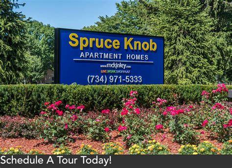 spruce knob apartments arbor michigan mckinley