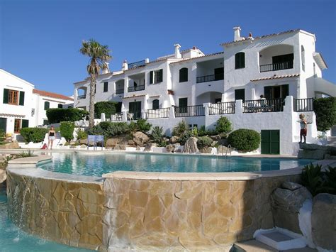 appartments in menorca holidays apartments and villas in menorca