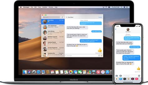 use messages with your mac apple support