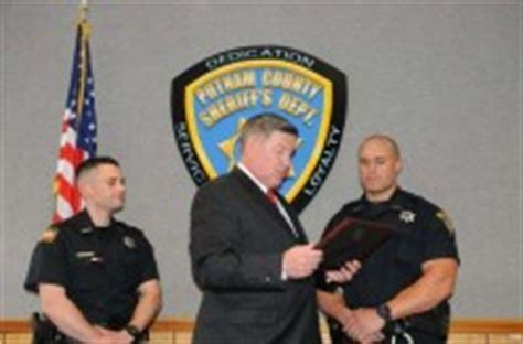 Putnam County Sheriff S Office by Putnam Deputies Honored For Saving Efforts The