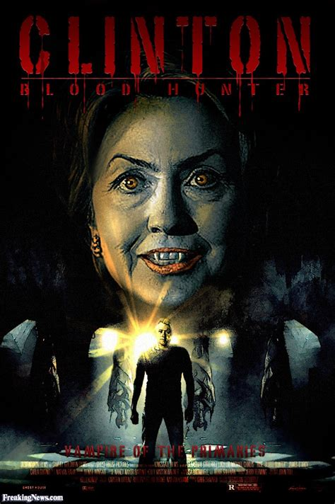 Kaos Clockwork clinton horror pictures