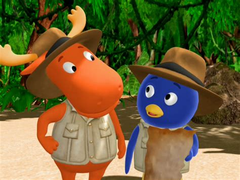 backyardigans the quest for the flying rock 62007 gnotes