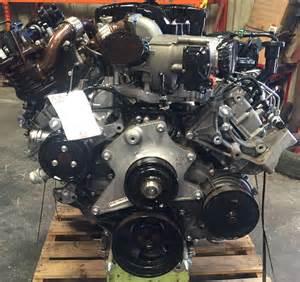 ford f250 f350 f450 f550 6 7l diesel engine 2011
