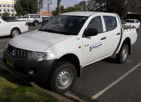 mitsubishi triton 2009 related keywords suggestions for 2009 triton