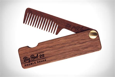 Foldable Comb foldable mustache comb images