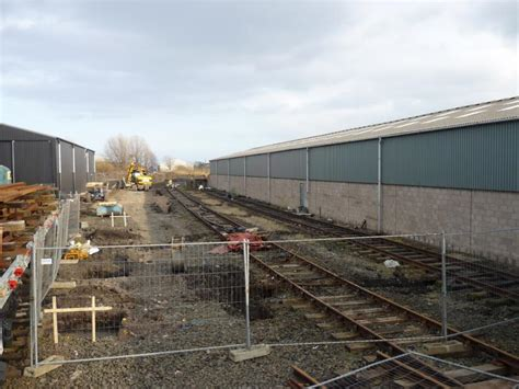 Shed Footings by Scot Rail Co Uk 187 Photo 187 Bo Ness New Shed