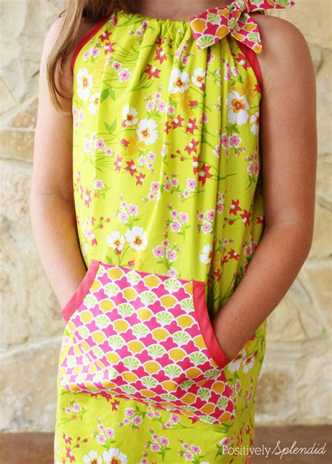 pillowcase dress pattern youtube how to sew pillowcase dresses and tops