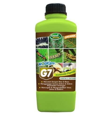 Pupuk Organik Magicgro G1 5 Liter jual pestisida organik magicgro g7 100 organic