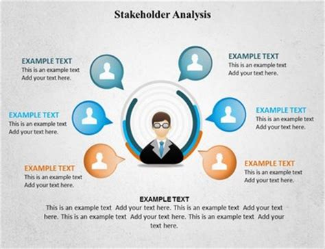 Stakeholder Analysis Powerpoint Templates And Backgrounds Stakeholder Map Template Powerpoint