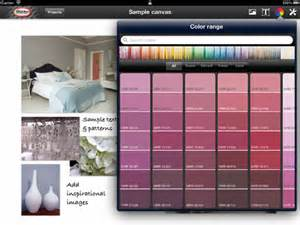glidden professional color concept app for ipad iphone