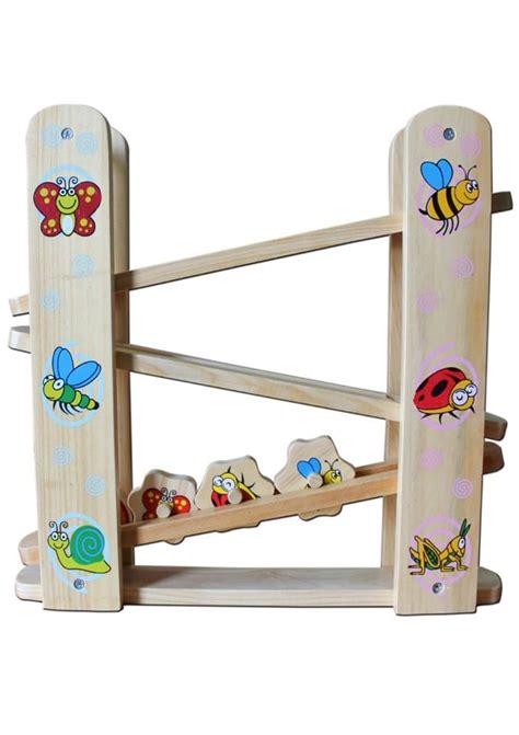 Mainan Puzzle 3d Terbuat Dari Kayu Castle serangga luncur mainan kayu