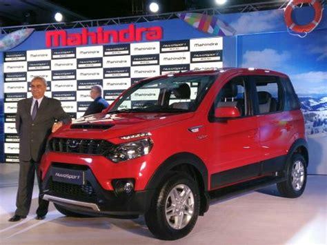 mahindra and mahindra price today mahindra nuvosport price specis mileage interior