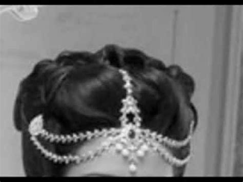 Wedding Hairstyles By Esther Kinder by Beehive Hairstyle Indian Asian Bridal Hair