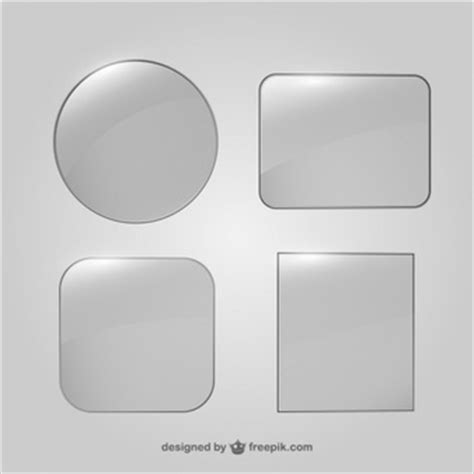 glass logo design photoshop transparent glass vectors photos and psd files free