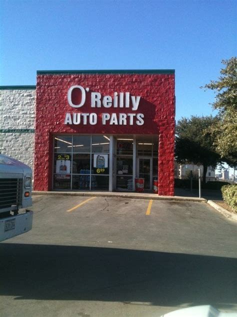 o reilly auto parts auto parts supplies tx