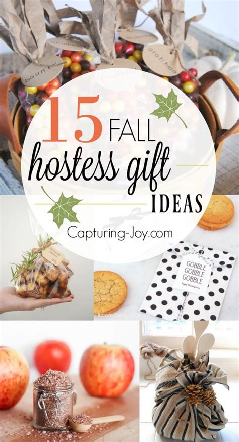 hostess gift ideas for dinner 15 hostess gift ideas for fall fall gift ideas to show