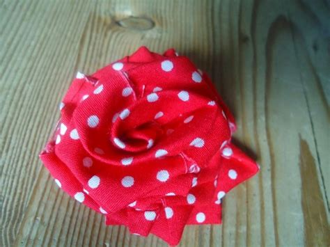 fiori di stoffa come fare come fare di stoffa bricolage fiori di stoffa fai