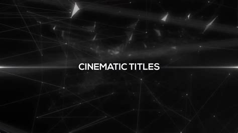 cinematic after effects templates glitch cinematic titles after effects templates motion