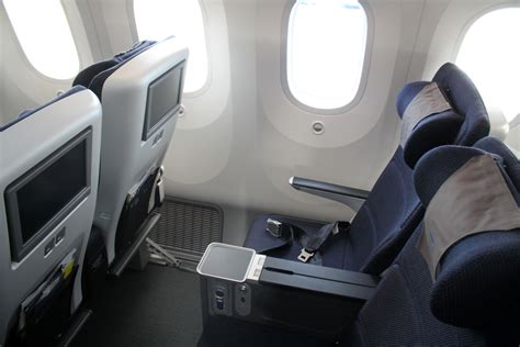 pictures of premium economy seats on airways airways fly dreamliner to stockholm in summer