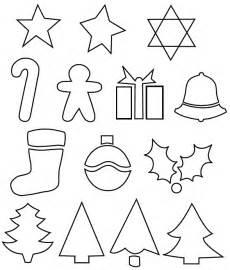 plantillas para decoraciones navide 241 as ideas y material