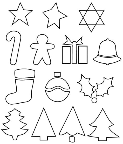 patterns for christmas cutouts glass ornament favecrafts