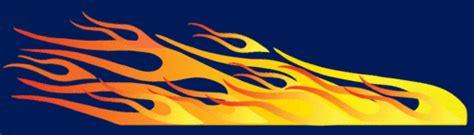 pinewood derby car flames decal ebay