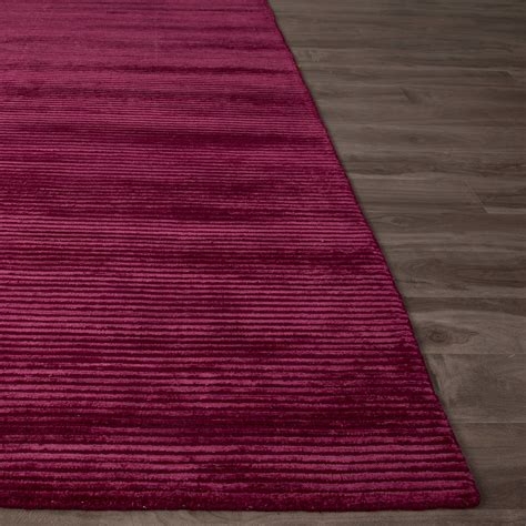 Luxury Area Rugs Luxury Stripes Pattern Area Rug Pink 2 X 3 Jaipur Rugs Touch Of Modern