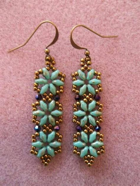 free patterns using superduo beads 1190 best images about superduo twins on pinterest