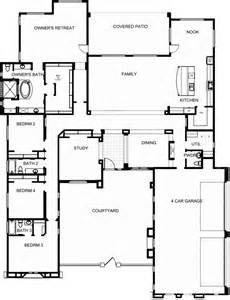 David Homes Floor Plans by David Weekley Single Story Open Floor Plans Trend Home