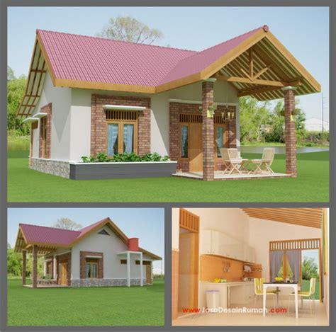 layout rumah kayu design rumah kayu