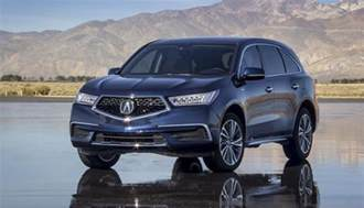 Acura Third Row Suv Suvs With Third Row Seating Because You Don T Want A Minivan