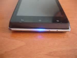 niebieska dioda sony xperia sony xperia j cały czas się świeci dolna dioda elektroda pl