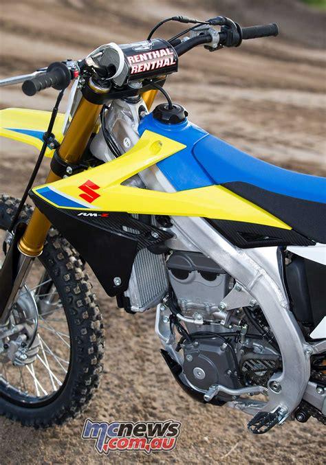 suzuki rm  review motorcycle test mcnewscomau