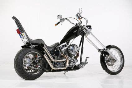Chopper Motorr Der Mit 48 Ps by Umgebautes Motorrad Harley Davidson Custom Bike