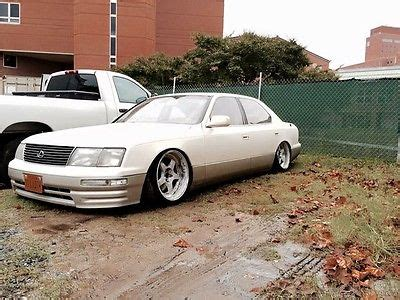 bagged ls400 1996 lexus ls 400 cars for sale