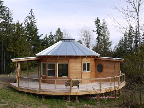 yurt house project 2025