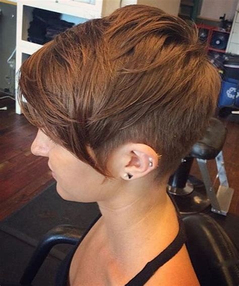 short shaggy point cut hair beautiful short shaggy haircuts for women 2017 h 229 r kort