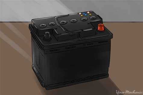 used car battery how to charge a dead car battery yourmechanic advice