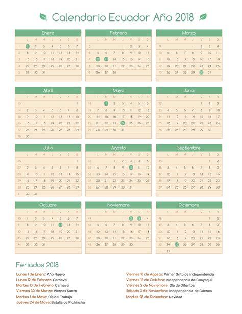 Calendario 2016 Ecuador Calendario 2016 Ecuador La Web De Los Calendarios
