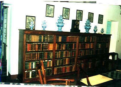 libreria giurista sulla visita alla villa della famiglia carmignani presso