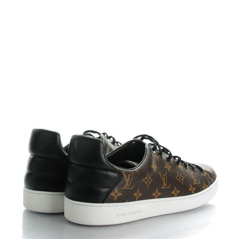 louis vuitton sneakers mens louis vuitton mens monogram frontrow sneakers 12 142995