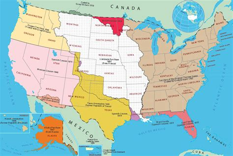 maps of the usa historical map of united states