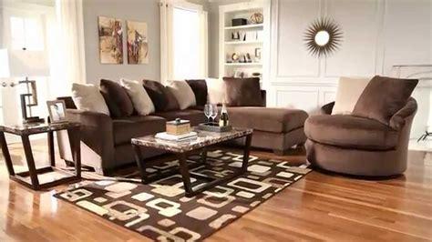 ashley furniture homestore dahlen chocolate youtube